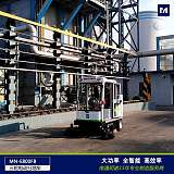 厂区车间扫地车企业工厂电动扫地车明诺优势;
