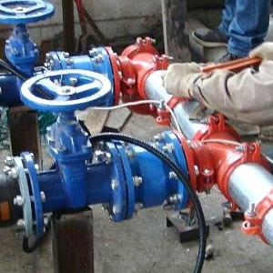 泵房管道安装