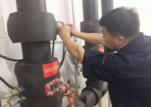 消防泵房系统维护