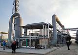 納秒脈沖放電等離子體技術---焦化生化酚氰廢水除臭專家