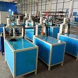 厂家直销 不锈钢冲孔机 护栏冲弧口 方管切断设备;