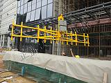 A正新達玻璃吊裝機電動吸盤 真空 玻璃 幕墻;
