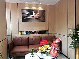 佛山旺雅达护墙板装饰线条轻奢风格展厅样板间;