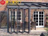 合肥品牌门窗工厂定制重型折叠门;