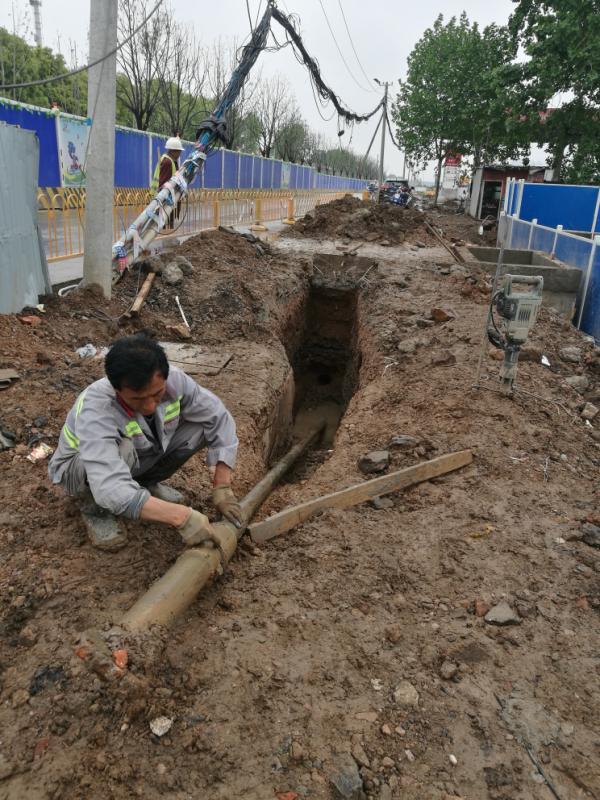 武汉非开挖施工