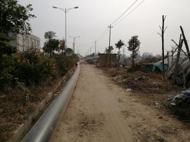 武汉400排水非开挖工程