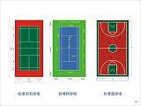 廣東漢唐體育設施有限公司自行研發及生產跑道原材料及成品;