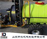 农用三轮打药机 小型电动打药机风送式喷雾打药车厂家直供;