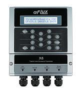 安普利斯(aFlux)超声波流量计X8外夹式流量计;
