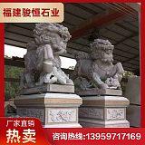 石雕麒麟定做 各种材质石麒麟 闽南石雕加工;