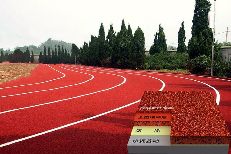 EPDM塑胶跑道施工在球场有哪些特点呢?-深圳市搏奥体育设施bwin手机版登入