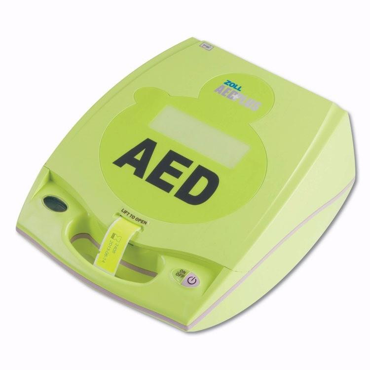 上海卓尔AED plus 除颤器