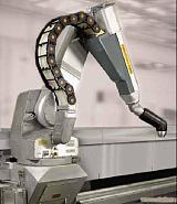 自动定位机器人