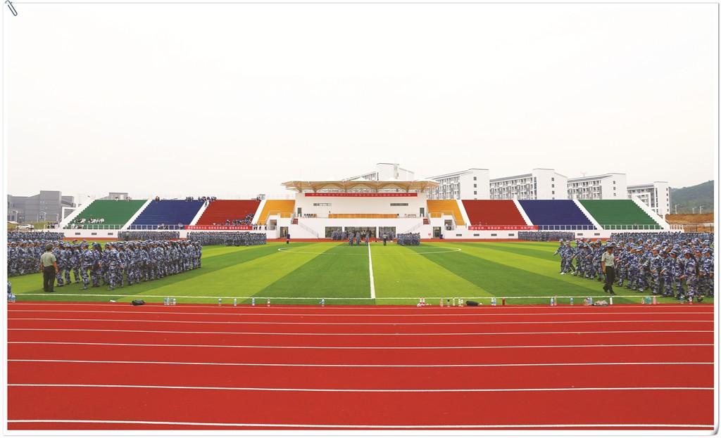滁州卫校地址_滁州卫生学校校园环境;安徽省滁州卫生学校