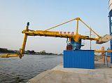 盐城科德KDL固定式粉煤灰、水泥、矿粉螺旋式卸船机;