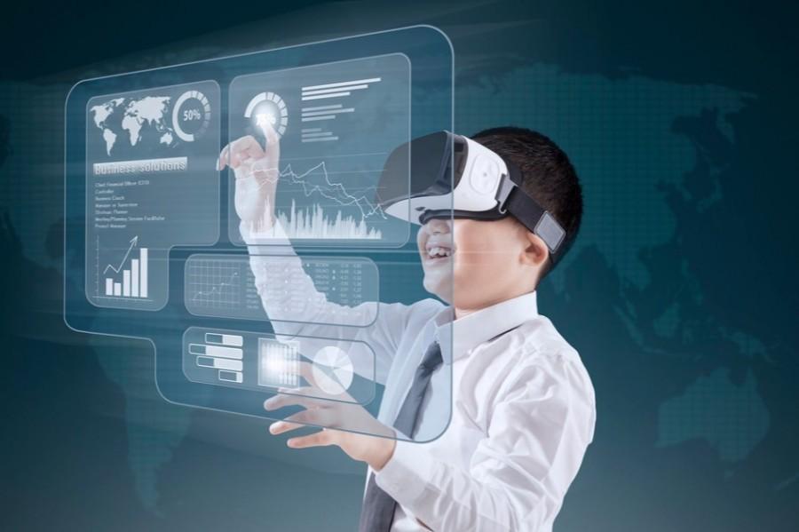 VR科普教育,突破性的教与学!