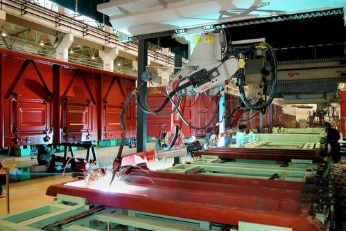 工业机器人应用