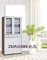 重庆兆信钢制文件柜办公铁皮柜档案柜厂家直销;