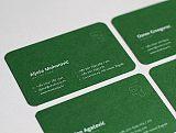 上海名片印刷铜版纸白卡莱妮绅士纸商务名片UV凹凸烫金名片订制;