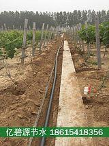 泰安果園地埋滴灌管子多少錢一米