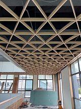 福建鋁合金空調罩外墻裝飾雕花鋁板;