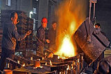金属矿开采技术;