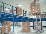 山西鋼結構平臺,晉中倉庫二層鋼平臺,山西鋼平臺廠家無焊接搭建;