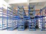 山西阁楼货架,晋中二层阁楼货架,启高仓储最优化设计;