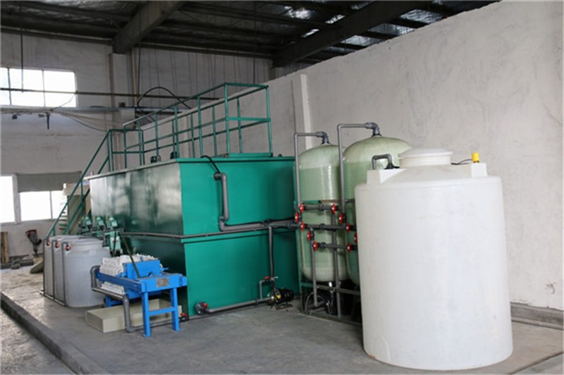 湖州市1吨RO反渗透纯水机械安装,口罩化纤厂酒精消毒剂水纯化水处理厂
