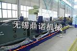 江苏无锡电缆支架生产线设备;