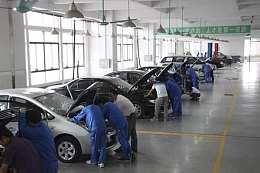 汽車運用與維修專業