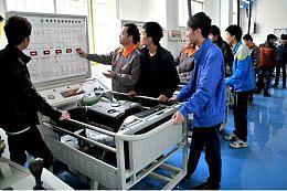 汽車檢測與維修專業