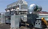 上海西武 VOC廢氣處理 催化燃燒;