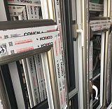 海螺断桥铝60系列,70系列平开上悬隔音门窗;