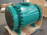 自贡自泵球阀厂司太立合金或其他合金钢Q347Y硬密封球阀;