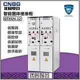 XGN-12全绝缘固体开关柜/一进二出固体环网柜厂家、价格;
