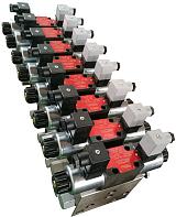 上海易磐片式阀组用于农业机械、工程机械;