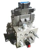 上海易磐液壓螺紋插裝閥組工程機械、船舶設備、鐵路裝備、農業機械;