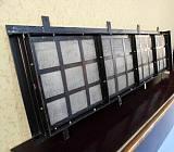 格瑞德陕西西安立式油网除尘器,管式油网除尘器,超压排气活门;