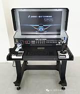 四川未來之鷹科普級一體式飛行模擬器