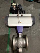 气动调节阀、气动V型调节阀、气动V型调节球阀