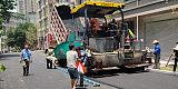 憬一福州沥青公司主营福州沥青路面修复施工,福州土方压实;