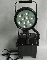 移動照明防爆泛光燈、移動照明廠家、防水防爆隧道工作燈、FBF4101C;