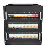 12U机架式配电盘/机架式配电单元/机架式配电模块