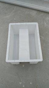 河北m型塑料流水槽模具廠家-精達供應