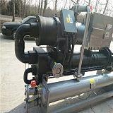 贵州厂家销售螺杆式冷水机 注塑用工业冰水机195hp