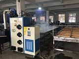 腐竹機生產專用配套生物質顆粒蒸汽鍋爐;