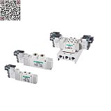 日本CKD喜开理 气缸 电磁阀 执行器 气动元件 缓冲器;