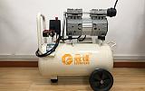 无油静音空压机压缩机 全铜工业型家装木工 喷漆 牙科专用打气泵