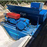 泵管清理钻机 混凝土泵管堵塞清理机 无灰尘液压通管机